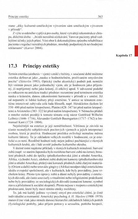 Náhled Protetika II