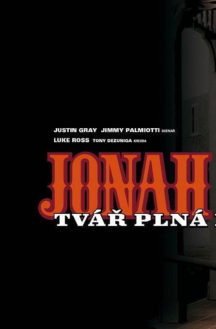 Náhled Jonah Hex - Tvář plná násilí - váz.
