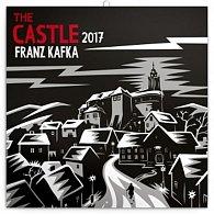 Kalendář poznámkový 2017 - The Castle Franz Kafka/Jaromír 99