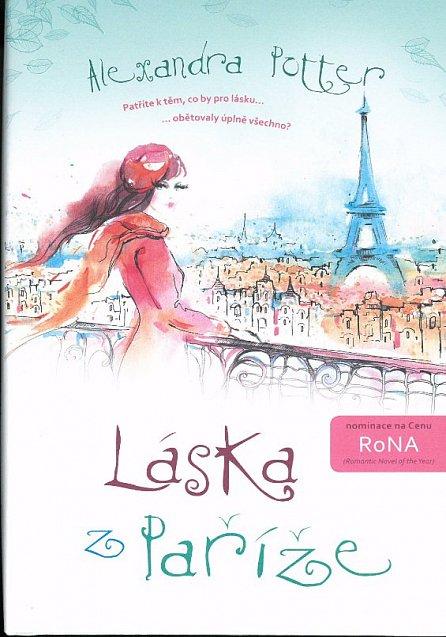 Náhled Láska z Paříže