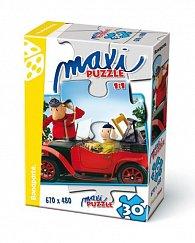 Puzzle MAXI 30 PAT a MAT Auto