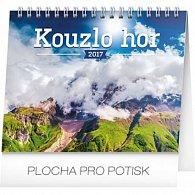Kalendář stolní 2017 - Kouzlo hor