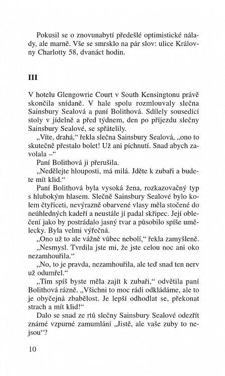 Náhled Nástrahy zubařského křesla - 2. vydání