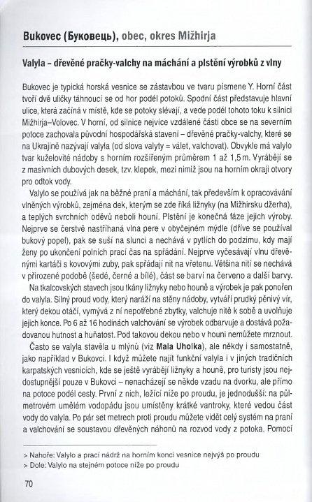 Náhled Zakarpatí - Průvodce bývalou Podkarpatskou Rusí
