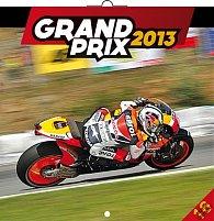 Kalendář 2013 poznámkový - Grand Prix, 30 x 60 cm