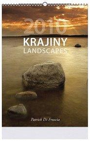 Krajiny 2010 - nástěnný kalendář