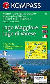 Lago Maggiore,Lago di Varese 90 / 1:50T KOM