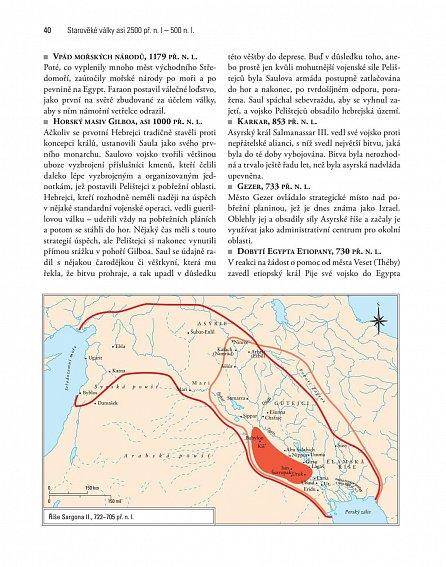 Náhled Encyklopedie válčení