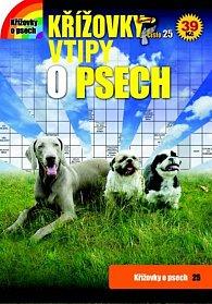 Křížovky 25 - Vtipy o psech