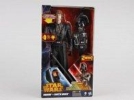 Star Wars figurka Anakina - mění se na Darth Vadera
