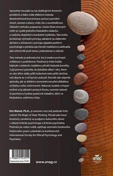 Náhled Deset zenových vteřin – Dvanáct zaklínadel pro hledání a nalézání smyslu, klidu a vnitřní síly