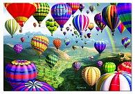 Puzzle Balóny, 1000 dílků
