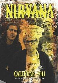 Kalendář 2011 - Nirvana (29,7x42) nástěnný