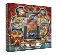 Pokémon: Pyroar Box (1/12)