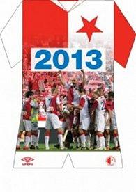 Kalendář 2013 - SK Slavia Praha - 34 x 42 cm