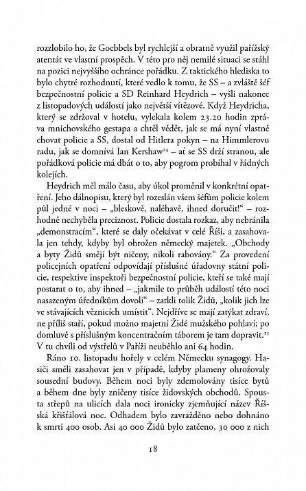 Náhled Není cesty zpátky - Výpovědi očitých svědků o listopadových pogromech v roce 1938