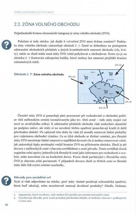 Náhled Učebnice evropské integrace