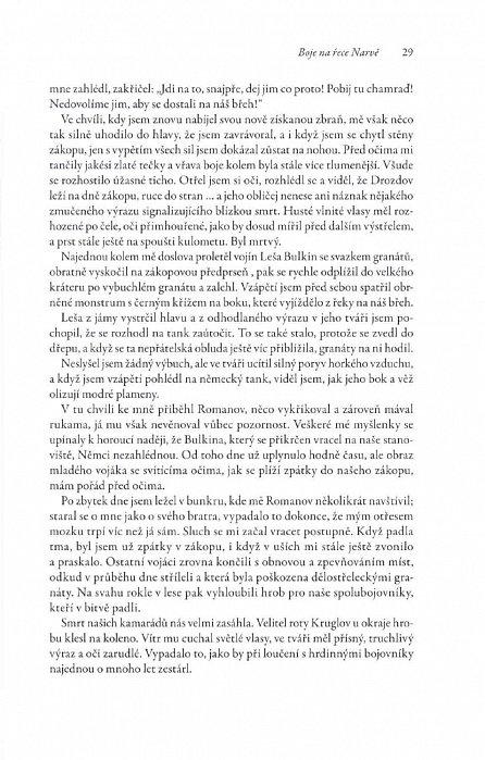 Náhled Rudý snajpr na východní frontě - Paměti Josifa Piljušina
