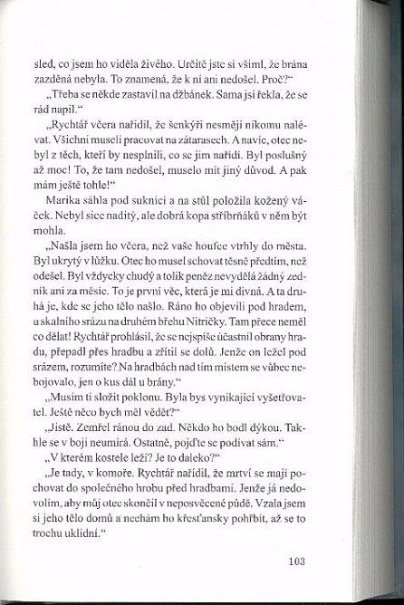 Náhled Nitranská brána smrti - Hříšní lidé Království českého