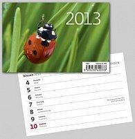 """Týdenní """"S"""" - stolní kalendář 2013"""