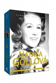 Nataša Gollová - Zlatá kolekce - 4DVD