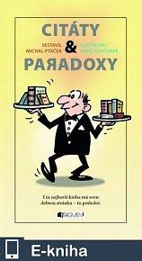 CITÁTY a paradoxy (E-KNIHA)