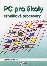 PC pro školy tabulkové procesory