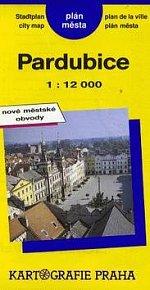 PM Pardubice 1:12 000