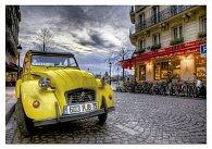Puzzle Kachna v Paříži 1000 dílků