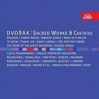 Duchovní dílo, kantáty - 8CD
