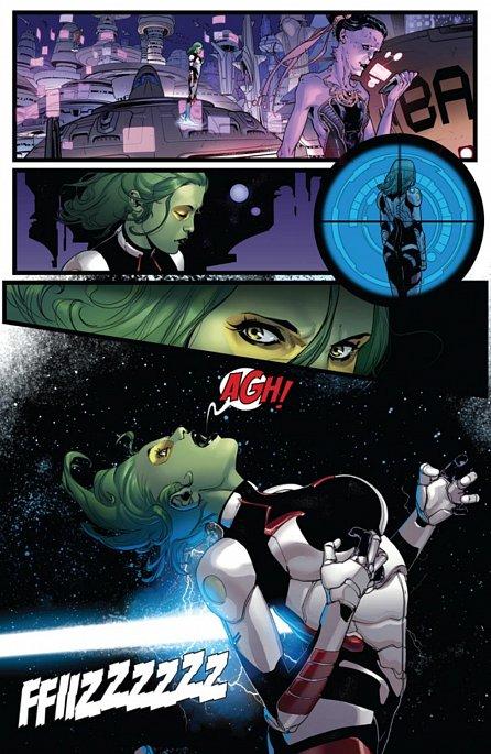Náhled Strážci galaxie 2 - Angela