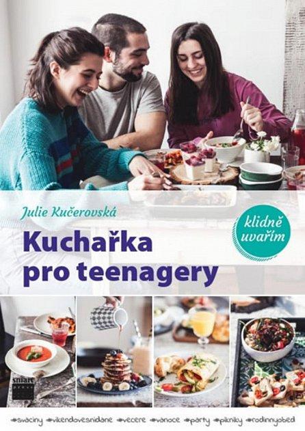 Náhled Kuchařka pro teenagery