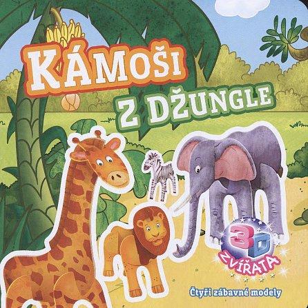 Náhled Kámoši z džungle - Čtyři zábavné modely