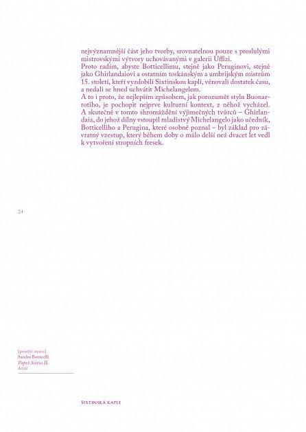 Náhled Sixtinská kaple (miniverze)