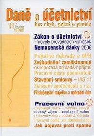 Daně a účetnictví bez chyb, pokut a penále 11/2005