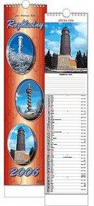 Kravata IV. - Rozhledny 20006 - nástěnný kalendář