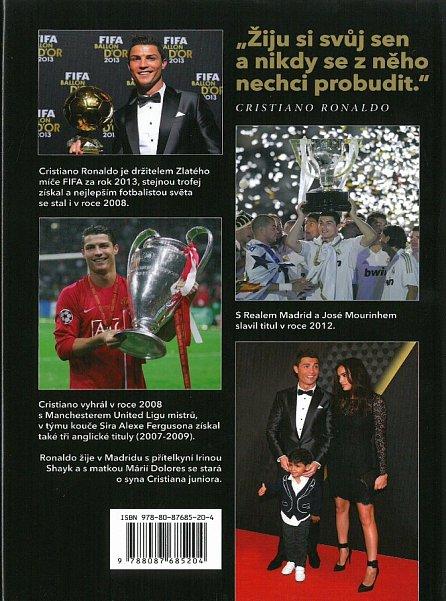 Náhled Cristiano Ronaldo - Chlapec, který měl sen