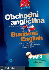Obchodní angličtina + mp3 (E-KNIHA)