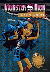 Monster High Dokreslovačky Rebbeca a Venus