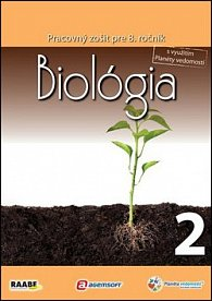 Biológia Pracovný zošit pre 8. ročník 2