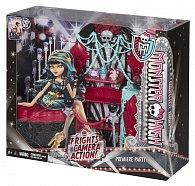 Monster High Howlywood nábytek