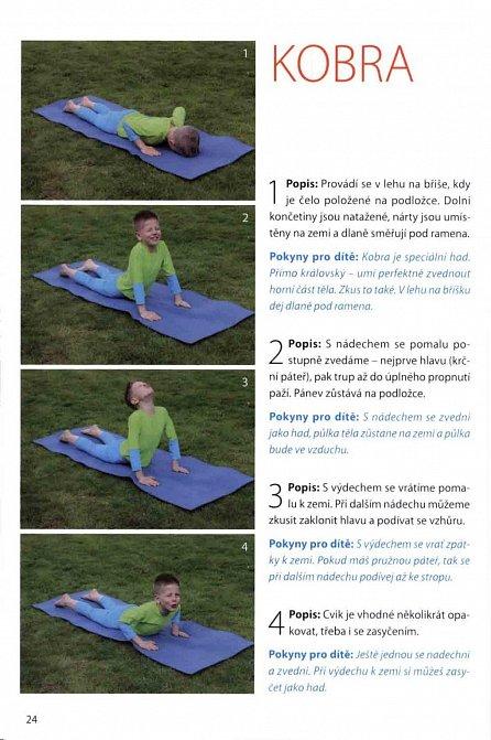Náhled Hravá jóga pro děti