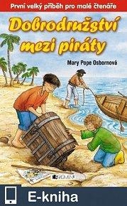 Dobrodružství mezi piráty (E-KNIHA)