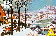 500 d. Brueghel, Návrat z lovu