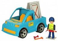 IGRÁČEK - Řemeslník + auto + doplňky