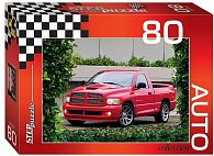Puzzle 80 Auto Collection - Dodge Ram