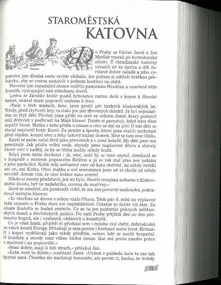Náhled Kronika katů Mydlářů - souborné vydání 3 knih