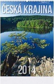 Česká krajina 2014 - nástěnný kalendář
