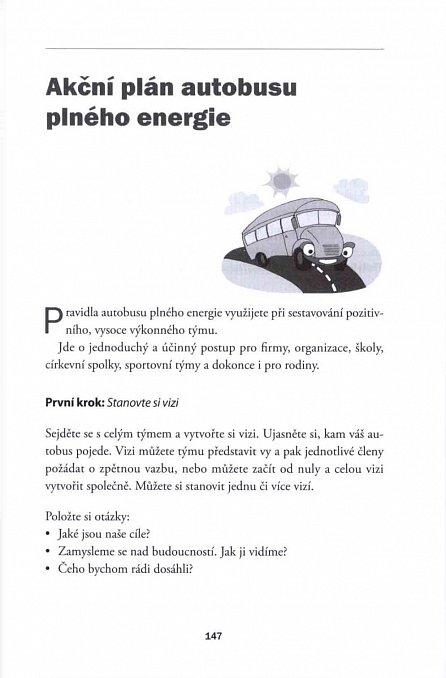 Náhled Síla pozitivního přístupu - 10 pravidel jak naplnit svůj život a práci pozitivní energií