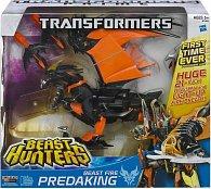 Transformers drak Predaking - vůdce Predakonů